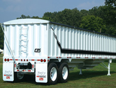 Memphis Tennessee Hopper Bottom Grain Trailers